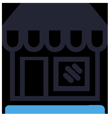 Picto Paiement lors du retrait en boutique - Click & Collect